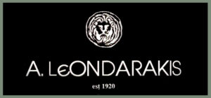 A LeONDARAKIS logo