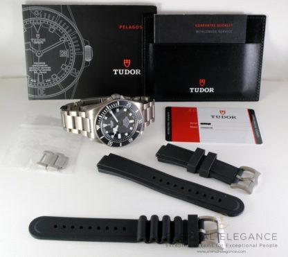 Tudor Pelagos 25600TN 500m Diver's Titanium Wristwatch
