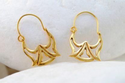 Minoan Earrings by A.LeONDARAKIS