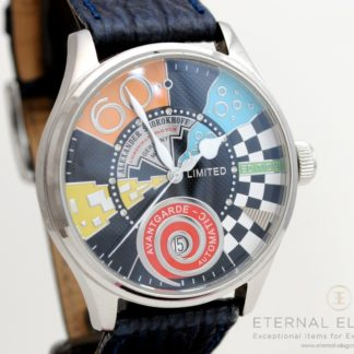 Alexander Shorokhoff Miss Avantgarde Limited Edition Wristwatch