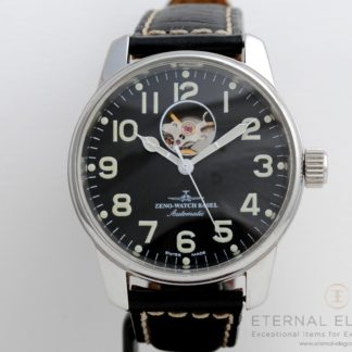 Zeno-Watch Basel Classic Open Heart 6554 Pilot's Watch