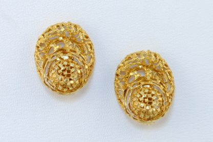 ilias LALAoUNIS Earrings in 18K Yellow Gold